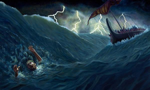 Ciekawe myśli z Biblii – Jonasz | Poznając Autora Biblii…